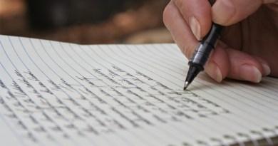 Queria escrever poemas...