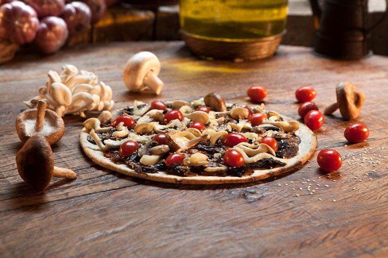 Bella Capri lança cardápio com pizzas veganas, vegetarianas e low carb