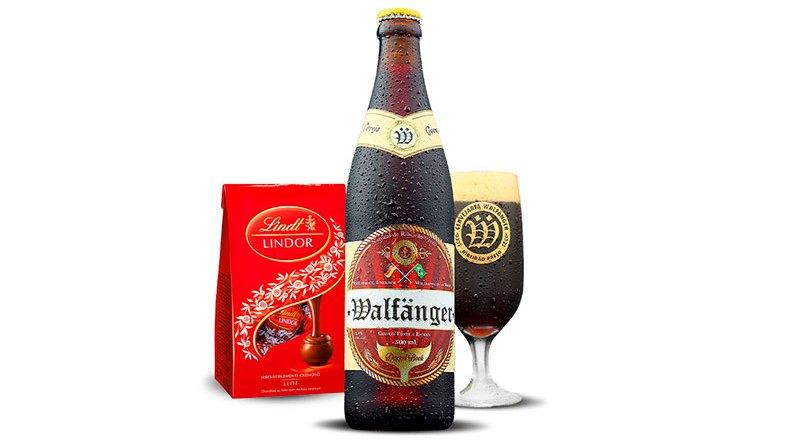 Cervejaria Walfänger promove harmonização de cervejas e chocolate