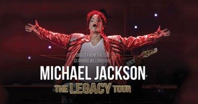 Ribeirão Preto receberá show em homenagem a Michael Jackson