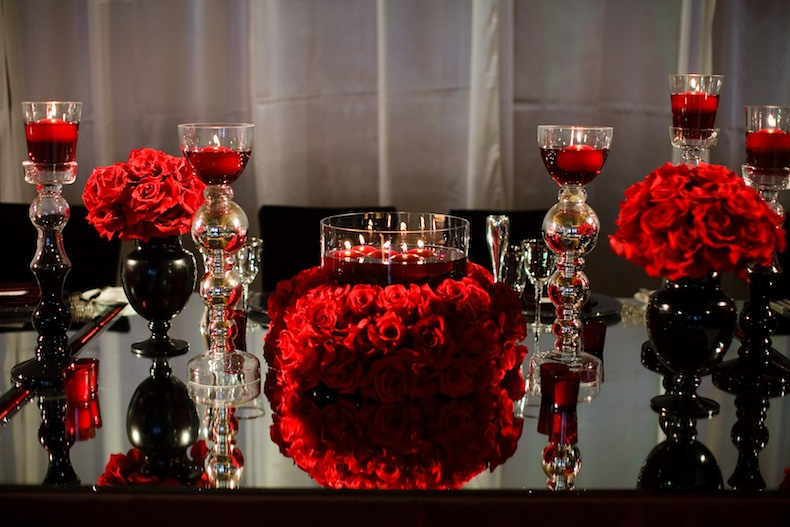 1000 images about Red Vow RenewalWedding on Pinterest  Receptions Wedding and Vintage glam