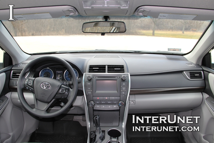 interior all new camry 2016 toyota yaris trd 2013 bekas le in pictures interunet