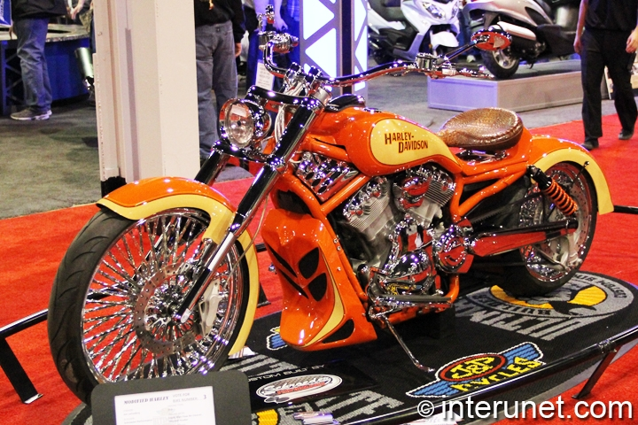 Harley Davidson VRod  Modified Harley  interunet