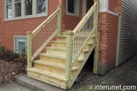 Wooden Front Porch Steps Designs | Joy Studio Design ...