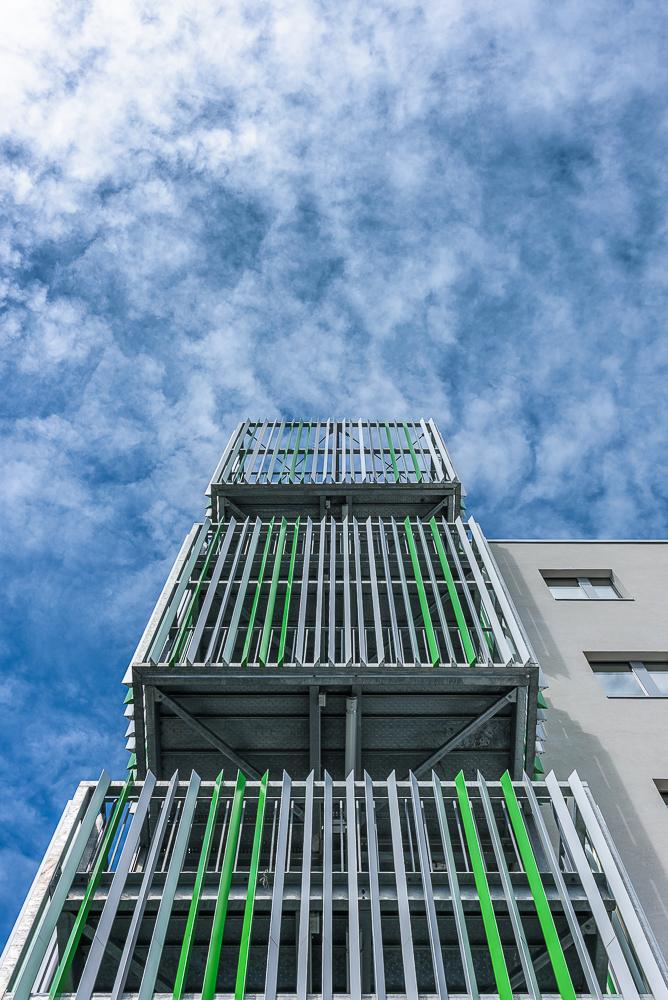 photographe d'architecture ©INTERVALphoto : Performance Promotion, Dujancourt architecte, les 3 Lions St Herblain