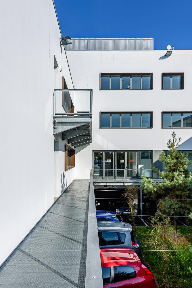 photographe d'architecture ©INTERVALphoto : UNITE architecture, bâtiment LOGICA, CGI, La Fleuriaye, Carquefou, 44.