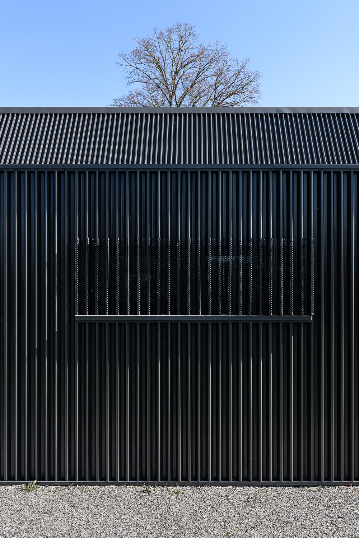 photographe d'architecture ©INTERVALphoto : Jaouen Raimbault architectes, dojo, PortBrillet, 53 ©INTERVALphoto