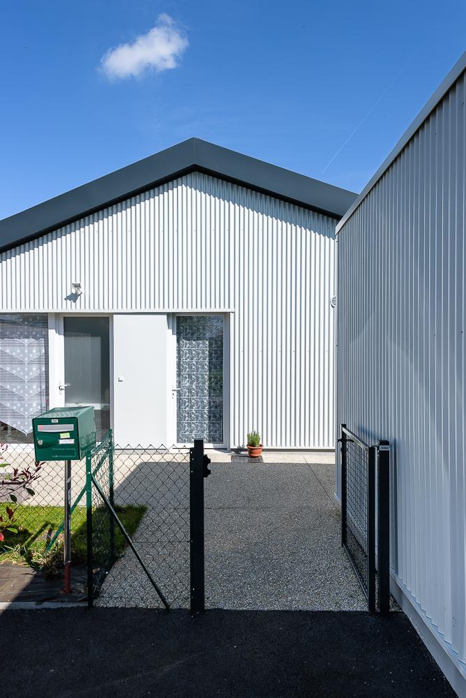 cf.architecture, logements sociaux, Dompierre du Chemin, 35.