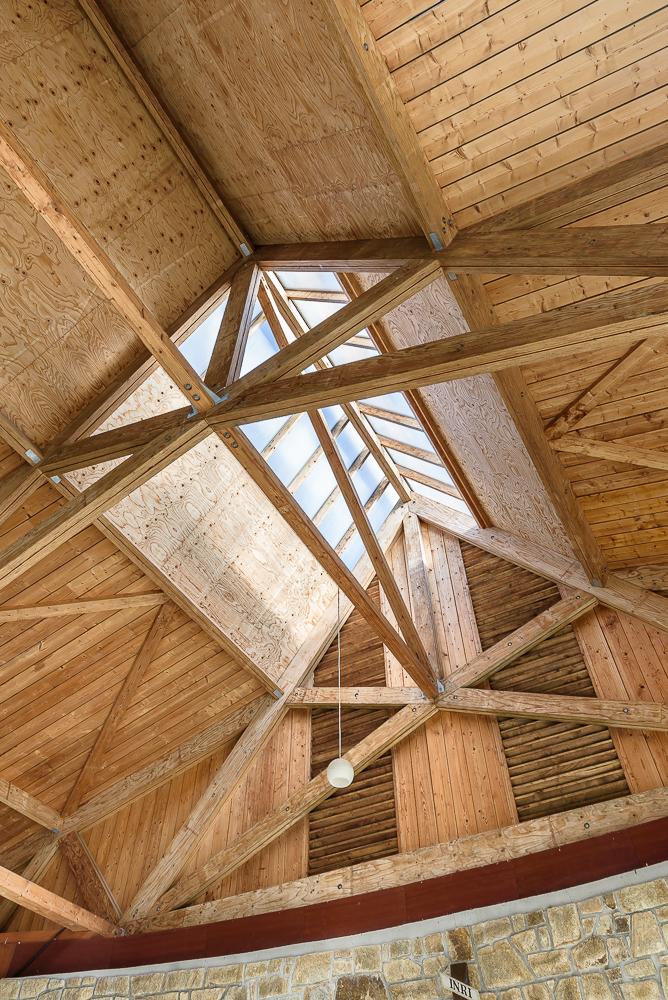 photographe d'architecture ©INTERVALphoto : Bouet Paul architecte, la chapelle Querrien, La Prénessaye, 22.