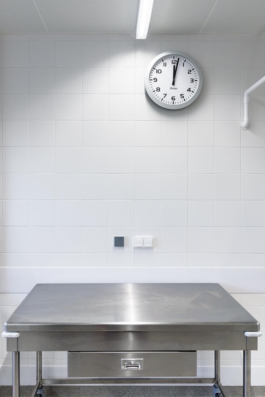 photographe d'architecture ©INTERVALphoto : Alt 127 architectes, cuisine centrale, St Jacques de la Lande (35)