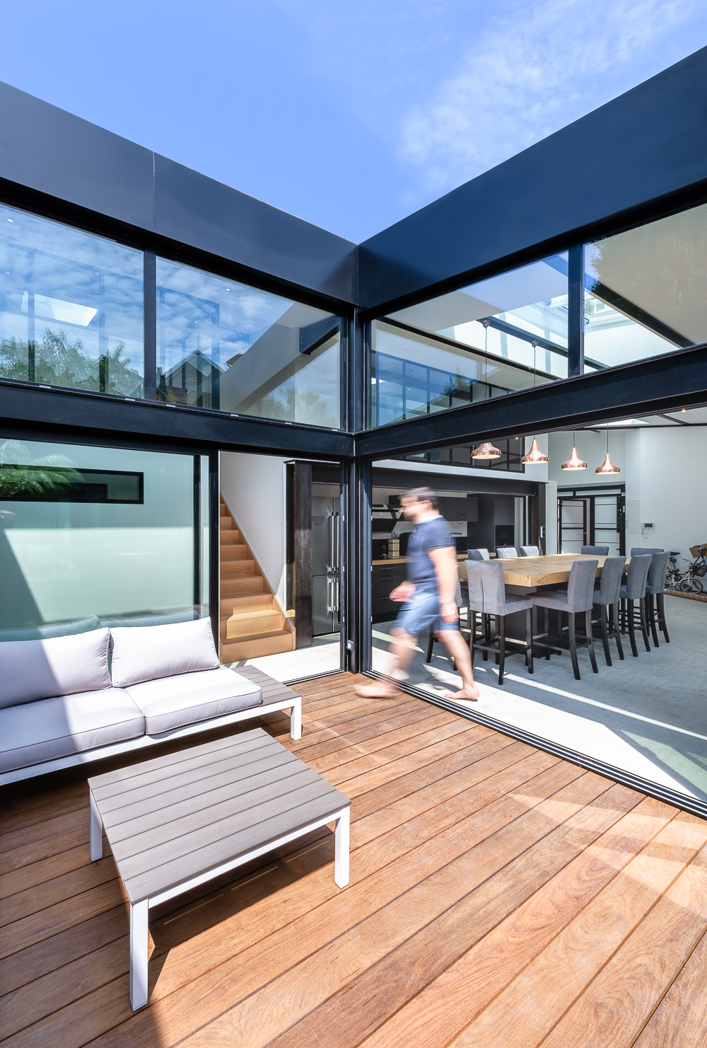 O2 Concept Architecture, loft, Saint Malo, 35.