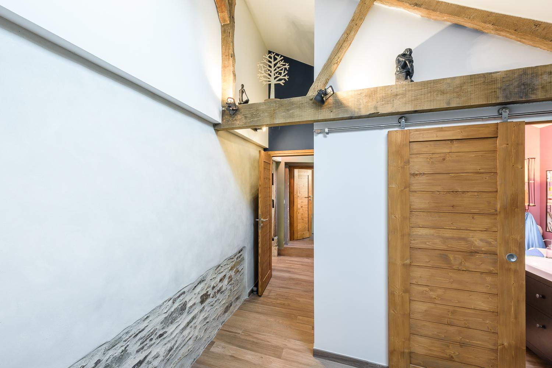 photographe d'architecture ©INTERVALphoto : Atelier ALP, maison individuelle, Chevagné (35)