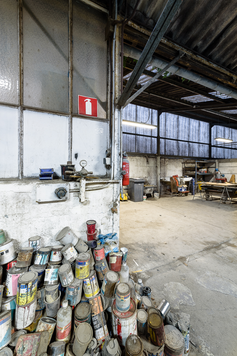 photographe d'architecture ©INTERVALphoto : Fermeture garage LECHAUX, Rennes (35)