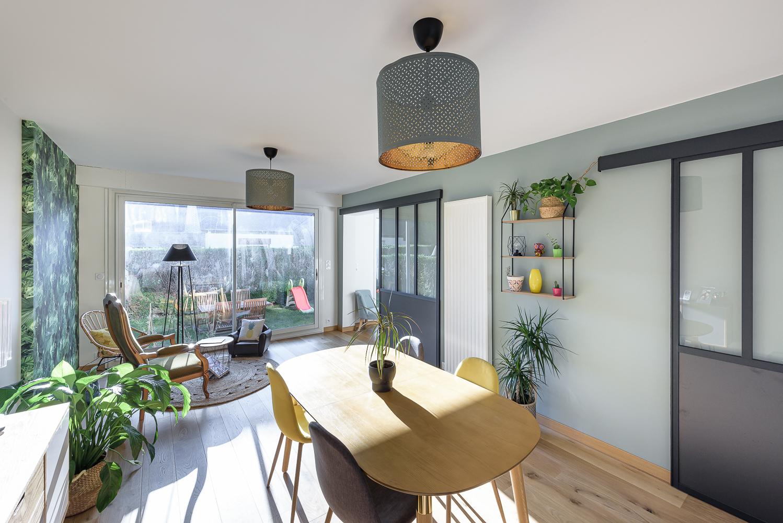 SAAC architecte, aménagements intérieurs, rénovation maison individuelle, Rennes.