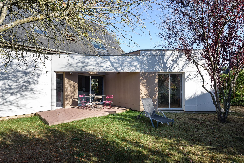 O2 concept Architecture, extension maison individuelle, Saint Grégoire (35)