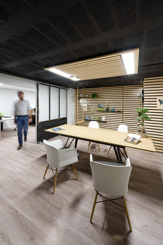 photographe d'architecture ©INTERVALphoto : O2 concept, Agence, locaux, Betton (35)