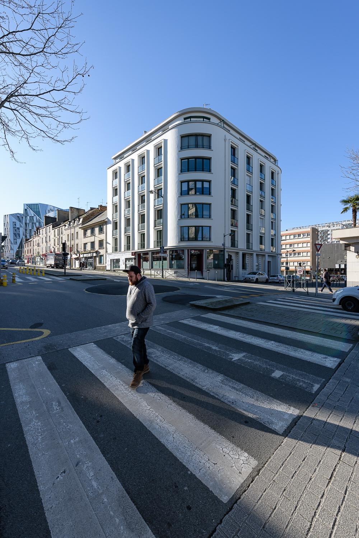 ROCHER T. architecte, appartement, Rennes (35)