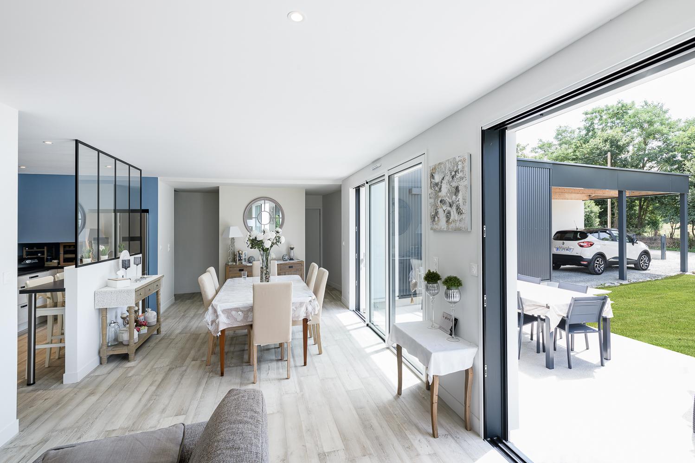 SAAC architecte, maison individuelle, Cesson-Sévigné (part 1)