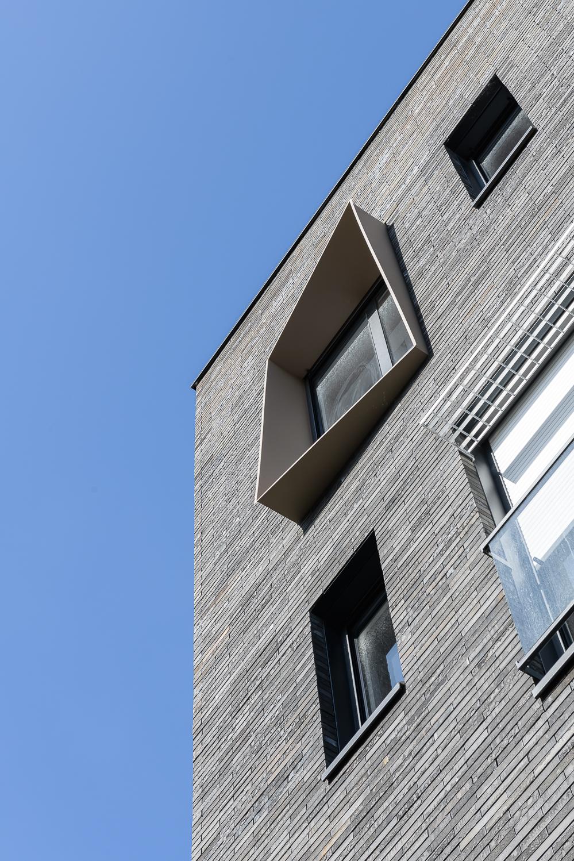 photographe d'architecture ©INTERVALphoto : Paul Bouet Architecte, EHPAD, chantier en cours, Rennes (35)