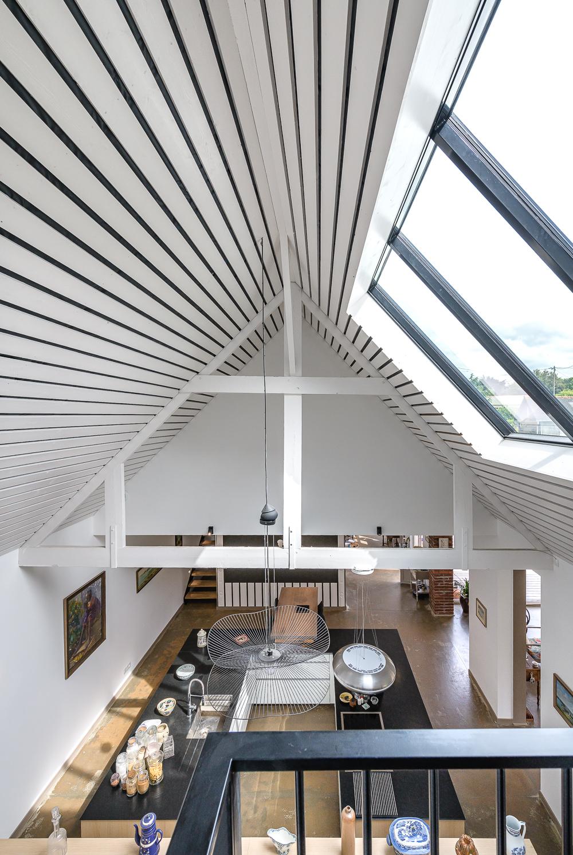 Briand Renaud architectes, réhabilitation, maison individuelle, St Lunaire (35)