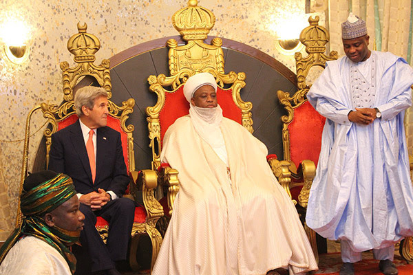 Nigeria: Kerry Seals Obama's Visit