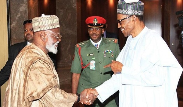 Speculations Galore over Visitors to Nigeria's Seat of Power