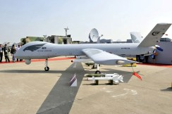 A Chinese drone