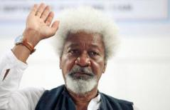 Nigeria's Wole Soyinka, First African to win the Nobel Prize for Literature