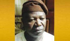 Prof Ogunyemi, National President of ASUU