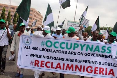 Nigeria: Pacting the Anti-Corruption War or Spontaneity?
