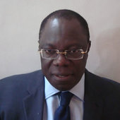 Prof. John Idoko, University of Jos and former Head of the National Agency for Control of AIDS, (NACA) in Nigeria