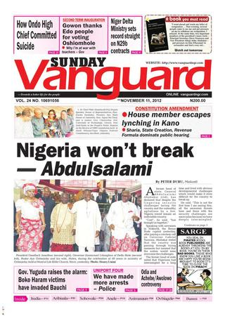 """""""The Greatest Tragedy of the 20th Century"""" and the Reformer's Risk in the Buhari Presidency"""