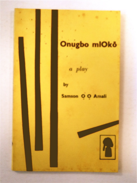 Discourse and Conflict in Onugbo Ml'Oko, the Classic on the Idoma Universe