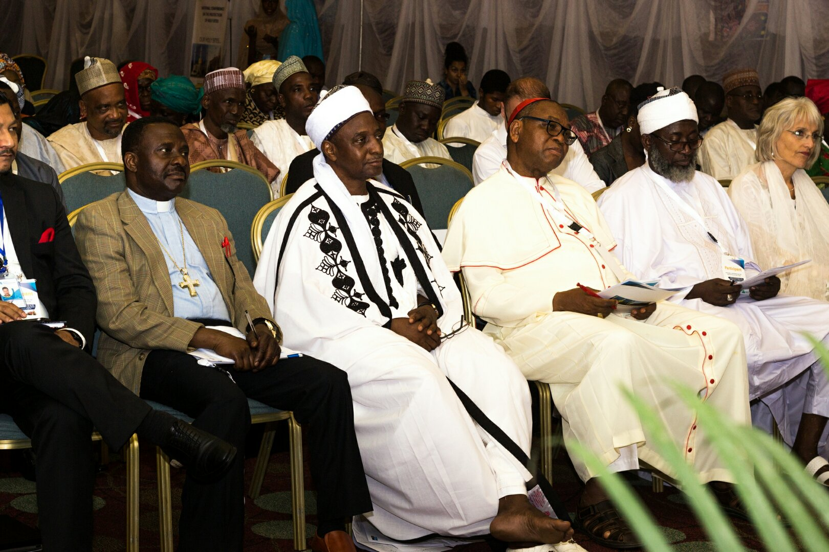 CAN President, Cardinal Onaiyekan, Wazirin Katsina, Others Insist on the Roots of Christian-Muslim Conflict