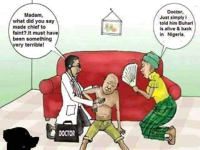 Making Sense of President Buhari's Riot Act