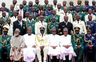 Nigerian Military Chiefs Get Tenure Extension