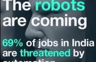Caution: Robots @ Work!