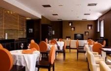 Hotel nh Fiera Milan cafeteria