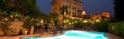 Hotel Miravalle Riva del Garda terraza