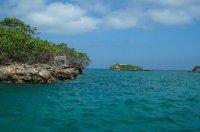 Islas del Rosario Colombia Karibiska_havet_i_Colombia