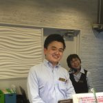 Mr. Eisho Ri(China, 34, Hotel staff)