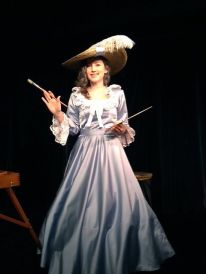 Bringing Adelaide Labille-Guiard to life!