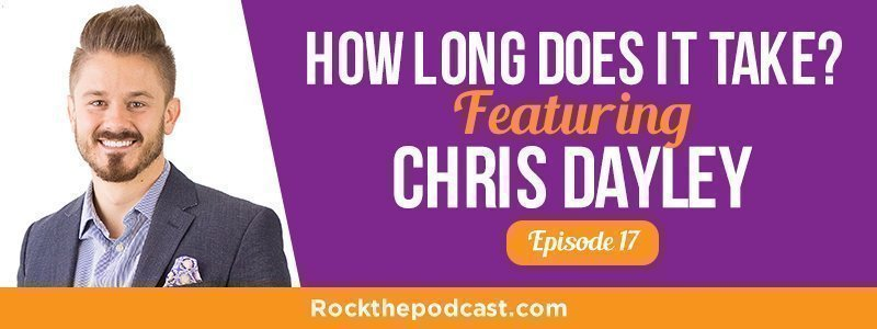 IC017: How Long Does it Take? Featuring Chris Dayley