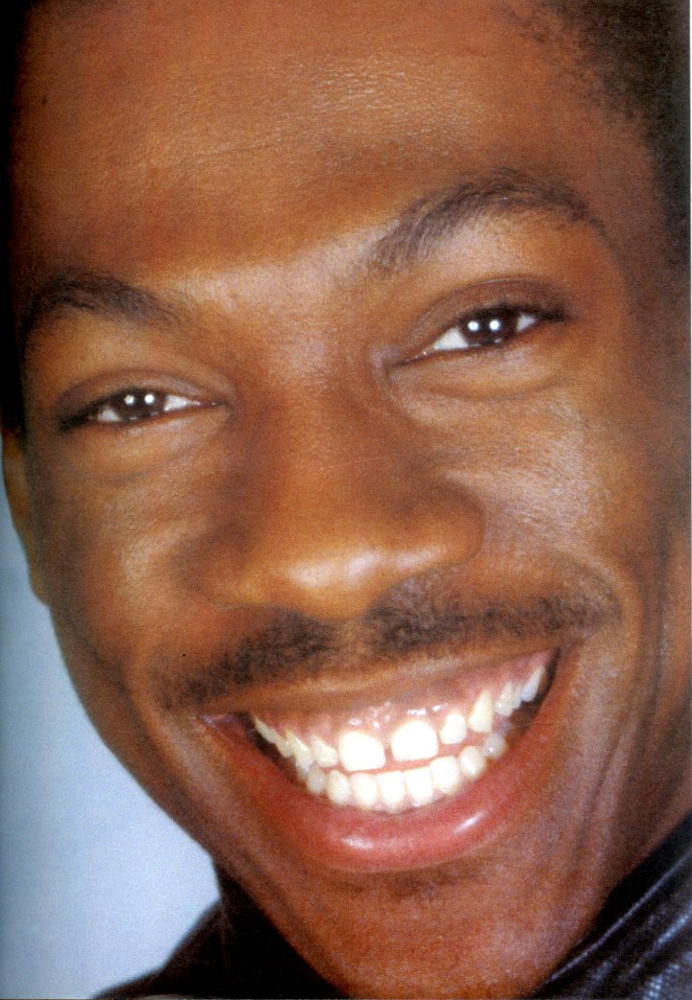 Eddie Murphy Teeth : eddie, murphy, teeth, Eddie, Murphy, Interview, Magazine