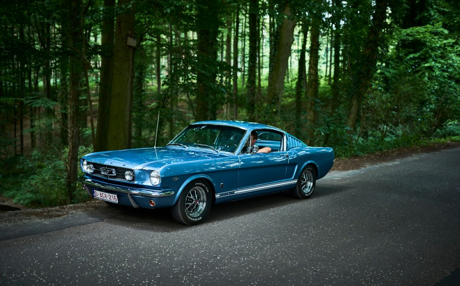 Second-Hand Car? Mustangs Destined for Scrapheap Get New Life as