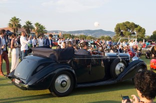 autobello barcelona 2018 DSC Bentley 1937 Copa de Oro
