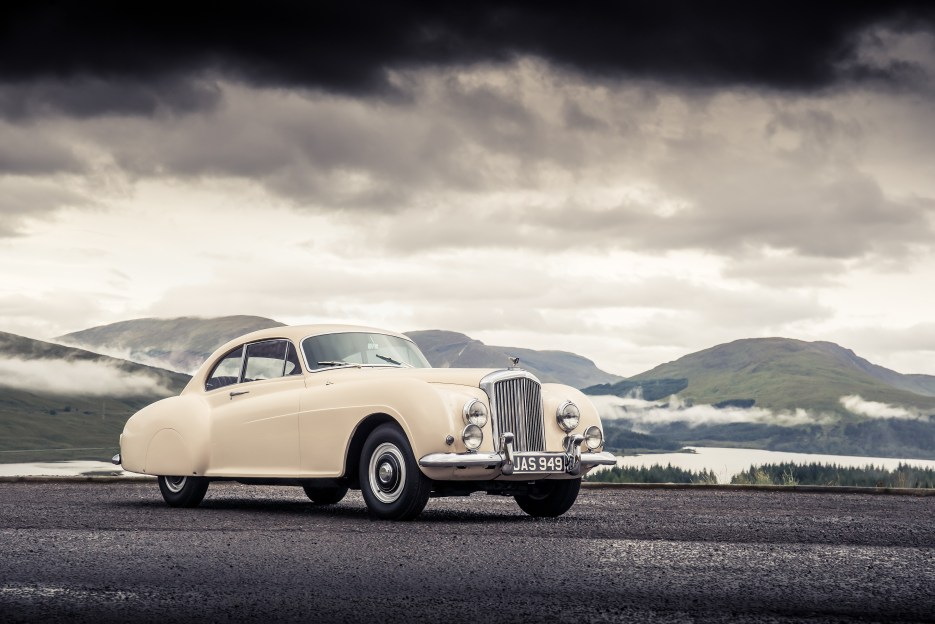 Bentley Continental_ Evolution of an Icon