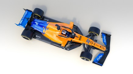 MCL34 3Q High Branded -LAUNCH LIVERY 14 FEB 2019