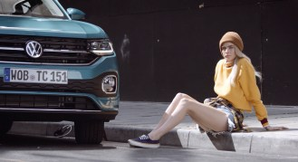 Multi-faceted, young, different: Cara Delevingne and the T-Cross