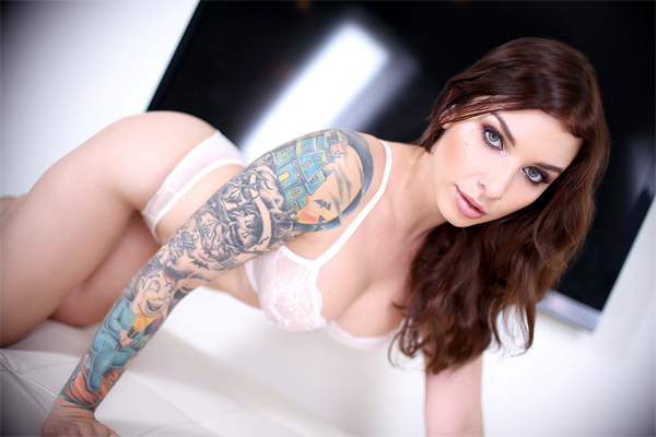 Have talk tattoo porn stars adult charming